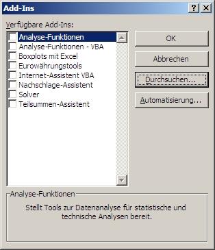 Boxplots mit Excel 2007 - Schritt 4