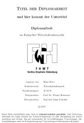latex titelseite dissertation vorlage