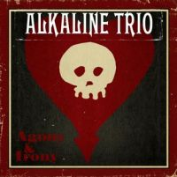 Cover von Alkaline Trio - Agony And Irony