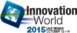 Logo Innovation World 2015